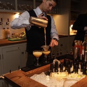 Hoxton Hotel barman